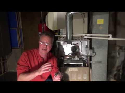 How to Replace a Furnace Ignitor - Hot Surface Ignitor