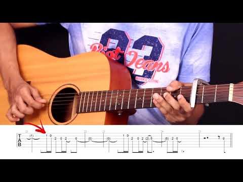 Tera Yaar Hoon Main - Guitar Tabs (Lead)    Easy Lesson / Tutorial & Cover    Sonu Ke Titu Ki Sweety