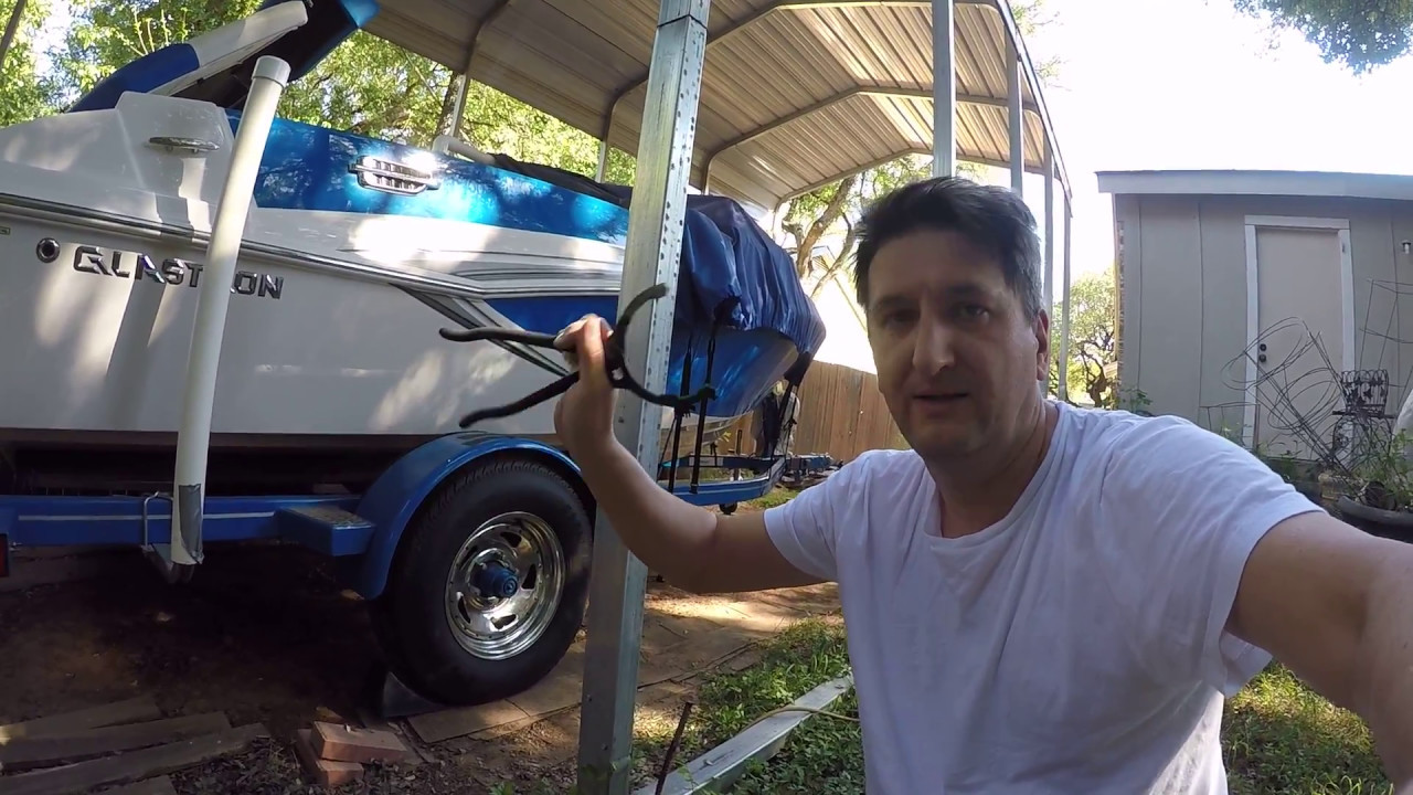 Replacing Boat Fuel Filter Youtube 2009 Tahoe