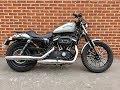 Harley-Davidson XL 883 N Iron 2015