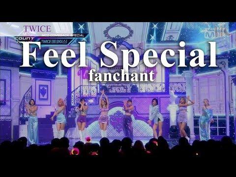 (FANCHANT) TWICE - 'Feel Special' Lyrics Eng/Rom