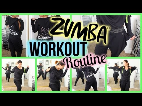 Zumba Workout Routine + Outfit Of The Day