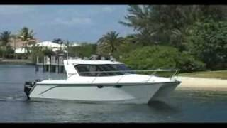 ArrowCat Power Catamaran - Boat Review