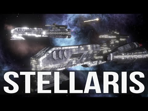 Stellaris Season 3 - #9 - Mandalorian Battle Group!