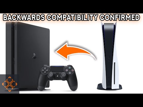 PS5: Backwards Compatibility Confirmed
