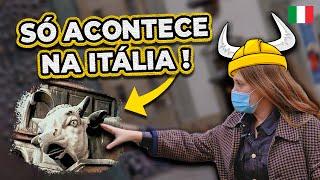 Coisas que ninguém te conta sobre Florença na Itália!