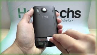 HTC Desire HD: Basics