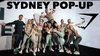 GymShark Sydney Pop-Up Vlog (#LiftSydney) | Nathan McCallum