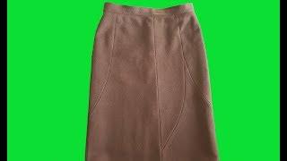 Обзор готовой юбки | Рекомендации по крою и шитью