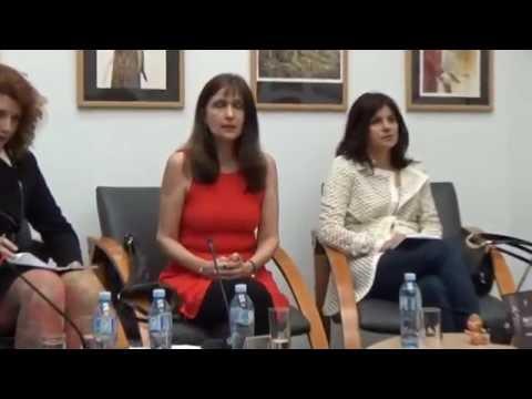 Ivana Hadžipopović, Veče posvećeno romanu KLIJENTKINJA, Molijerovi dani