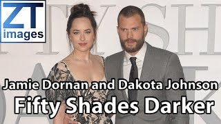 The film premiere of 'Fifty Shades Darker' held at Odeon Leicester Square in London, UK.