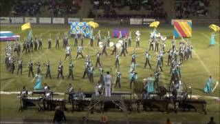 Drums Along The Blue Ridge 10-22-2016 Filmed and edited by: Dewey P. Newman, Jr. - Class of 88