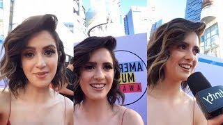 Laura Marano   Instagram Live Stream   19 November 2017 [American Music Awards 2017]
