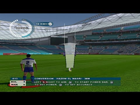 Goal Kicking In NRL Video Games 1992-2018