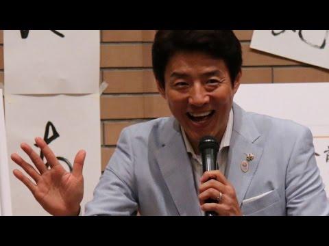 松岡修造、カレンダー85万部に「ふざけんじゃないだろ」 カレンダー「日めくり まいにち、修造」感謝祭イベント1 #Shuzo Matsuoka #event