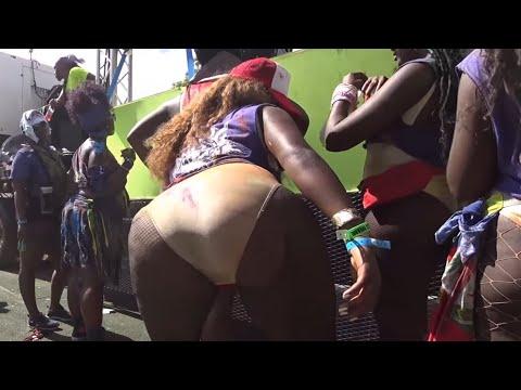 ✔️Miami Carnival Jouvert 2017 One island band [ miami carnival ps 2018 ] carnival crop over 2018✔️