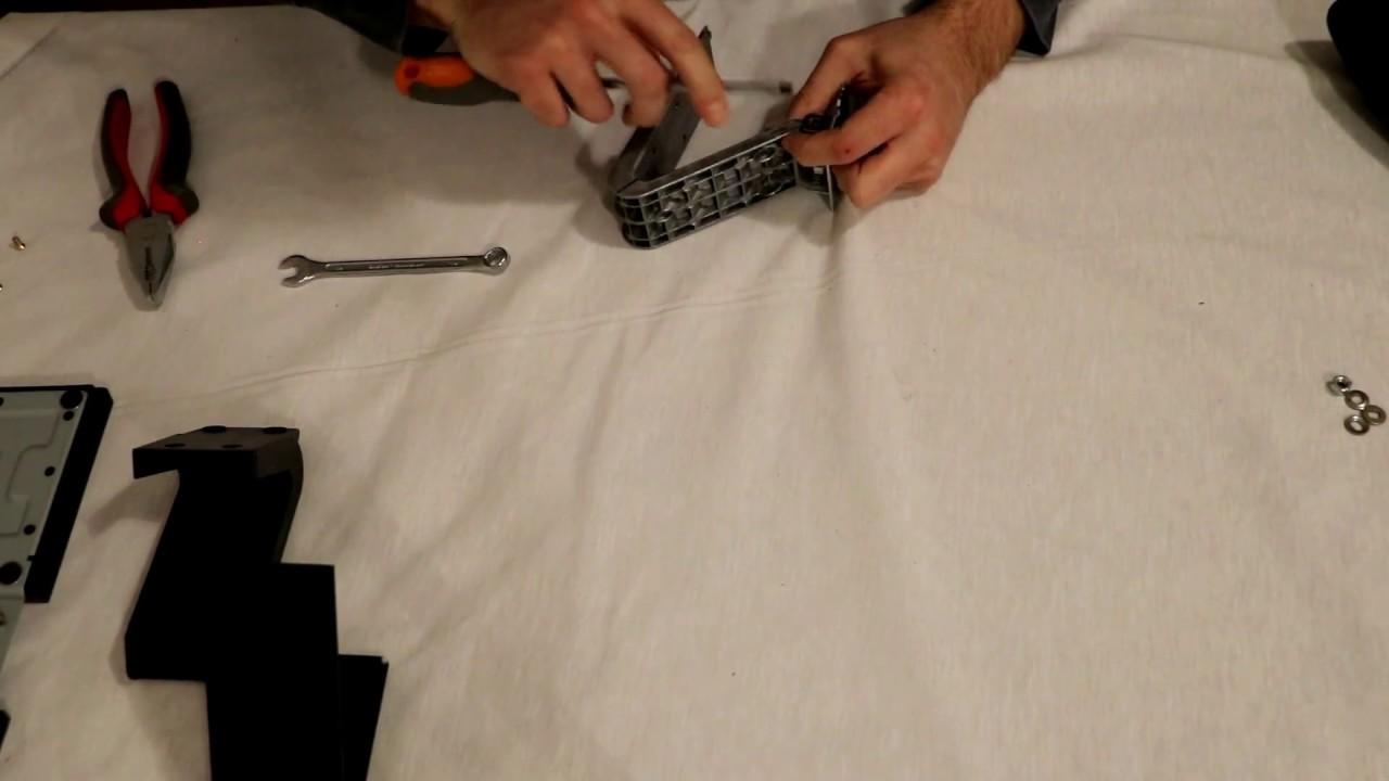 vesa nachr sten bei standfu monitoren ohne extra kosten. Black Bedroom Furniture Sets. Home Design Ideas