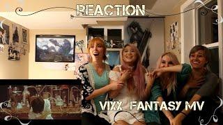 Video REACTION 빅스 VIXX-Fantasy [303WDC] download MP3, 3GP, MP4, WEBM, AVI, FLV Januari 2018