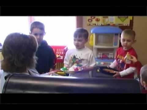 Cornerstone Christian Preschool Promo