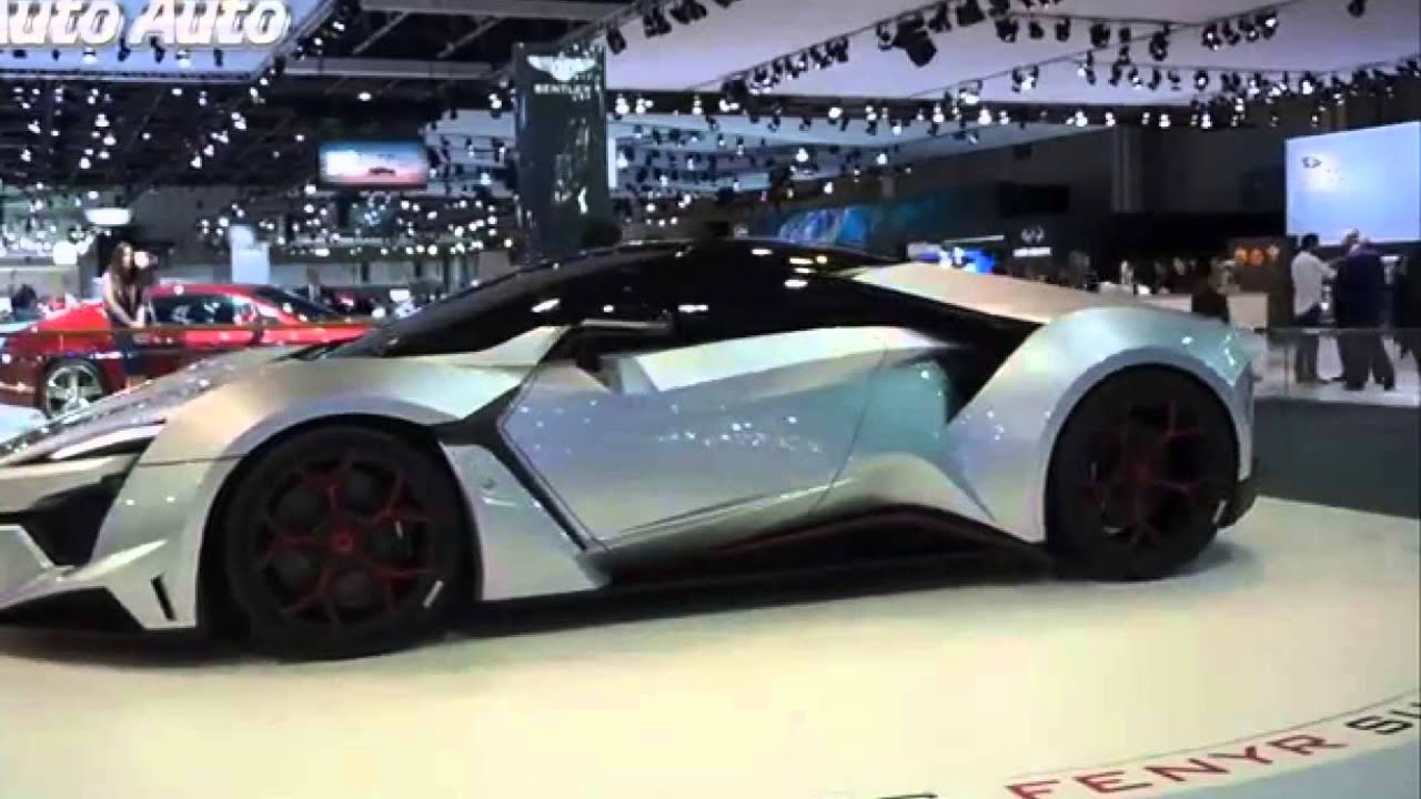 W Motors Fenyr >> 2016 W Motors Fenyr SuperSport | Car Review, Specs And Prices - YouTube