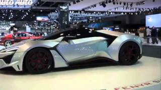 Gambar cover 2016 W Motors Fenyr SuperSport | Car Review, Specs And Prices