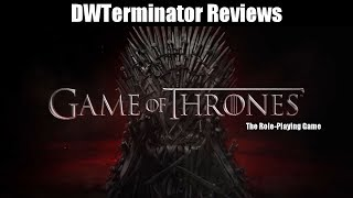 Review - Game of Thrones: The Role-Playing Game