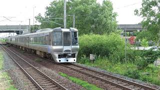 2021.07.23 - 785系特急列車1007M「すずらん7号」(恵み野)