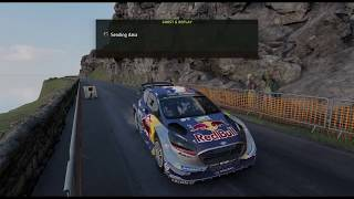 Wrc 7 - world record - wales - great orme - ford fiesta wrc - ep#6