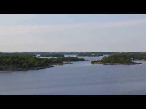Northern Europe Trip - Stockholm Fjord