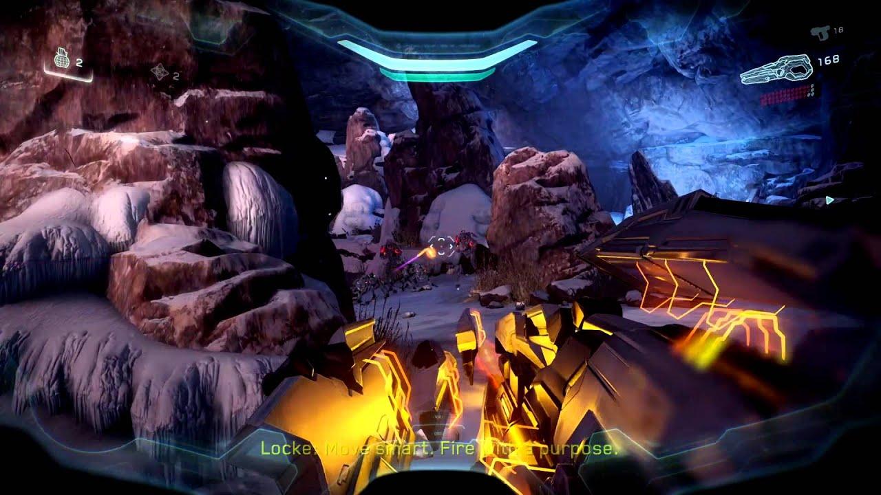 κράτηση συμπαικτών Halo 4