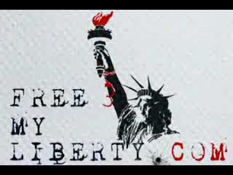 FREE MY LIBERTY TITLE GRAPHIC