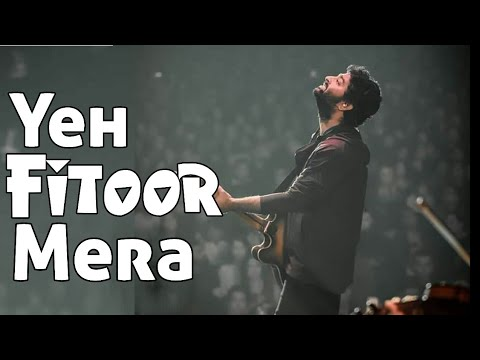 Yeh Fitoor Mera - Arijit Singh | MTV India Tour | aLive
