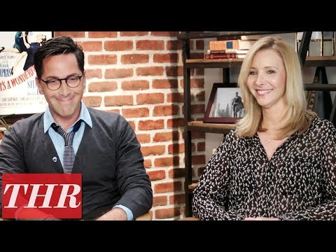 'Who Do You Think You Are?' Producers Lisa Kudrow & Dan Bucatinsky: Meet Your Emmy Nominee! | THR