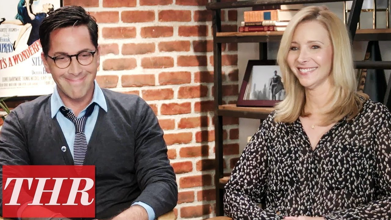 'Who Do You Think You Are?' Producers Lisa Kudrow & Dan ...