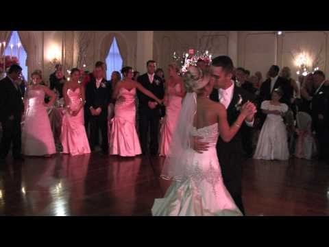 Wedding First Dance to Michael Jackson