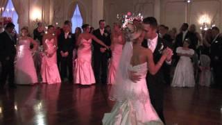 Wedding First Dance to Michael Jackson