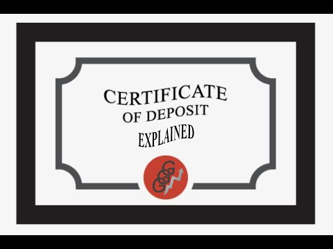 certificate-of-deposit-explained!