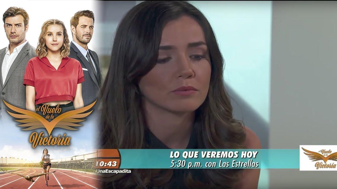 El vuelo de la Victoria | Avance 07 de septiembre | Hoy - Televisa #1