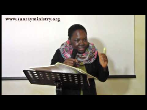 THE LAW OF THE SPIRIT OF LIFE - GLADYS ATIBILE (MILAN)