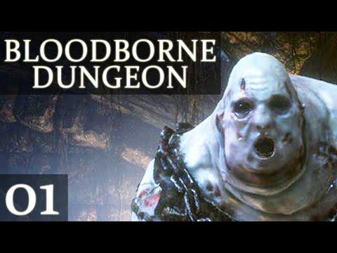 Bloodborne - Chalice Dungeon | Zufallsgenerierter Tod!