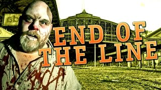 END OF THE LINE ★ Call of Duty Zombies Mod (Zombie Games)