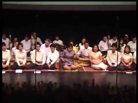 Her Royal Highness Princess Maha Chakri Sirindhorn of Thailand and NUS Thai Music Ensemble