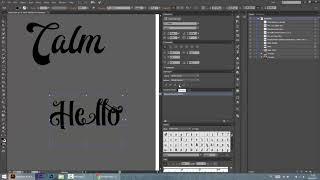 Урок 7   Типографика в Illustrator