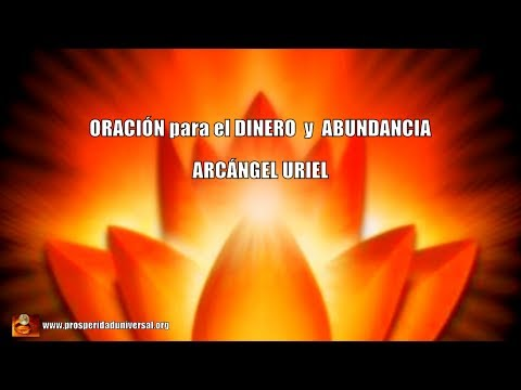 prayer-for-money-and-abundance---arcÁngel-uriel---universal-prosperity