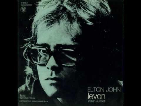 Elton John - Levon + Lyrics