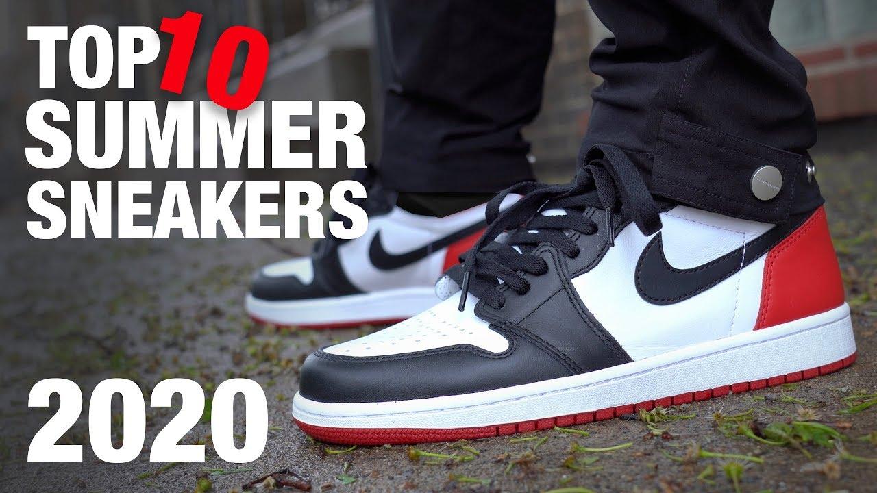 the top sneaker