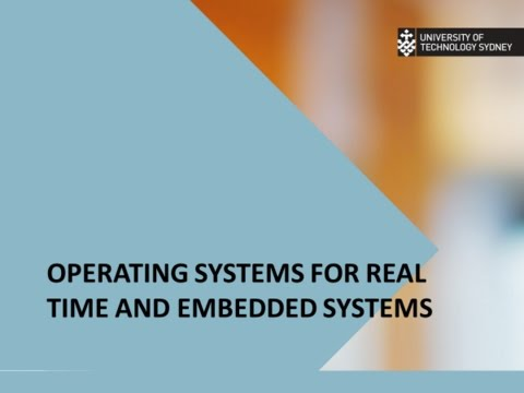 Embedded systems   Operating systems