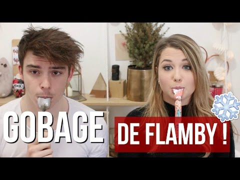 [ Tag n°76 ] : ON GOBE DES FLAMBY AVEC CARL !