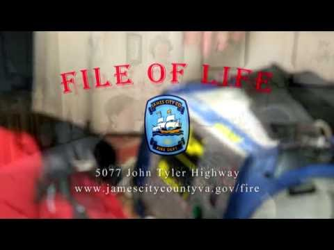 File of Life Program - James City County Fire Department