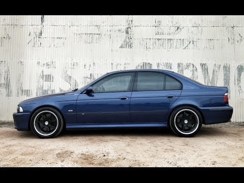 BMW E39 M5 - (One Take)